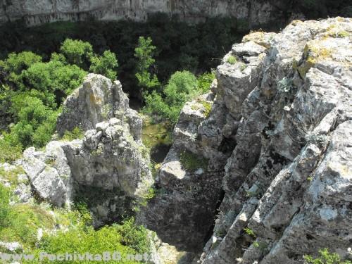 Пролом на река Негованка - Еменски каньон