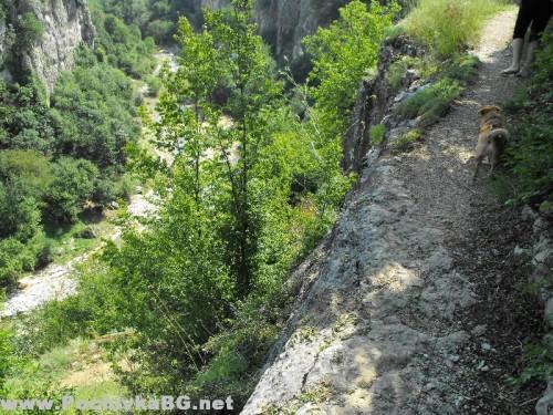 Емен - каньон